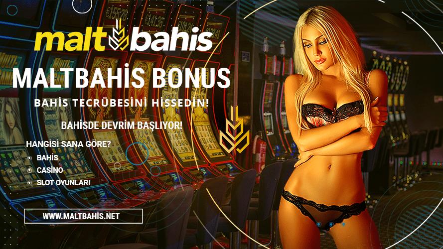 Maltbahis bonus