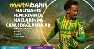 Maltbahis Fenerbahçe Maçlarında Canlı Bağlantılar Bilgileri