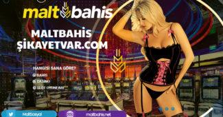 Maltbahis Şikayetvar.com