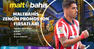 Maltbahis Zengin Promosyon Fırsatları